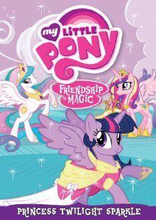 My Little Pony, Friendship is Magic Princess Twilight Sparkle Tara Strong, Ashleigh Ball, Jayson Thiessen Movies & TV