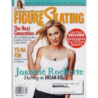 International Figure Skating Magazine February 2009 Volume 15 Issue 1 (Ice Skating Magazine, Joannie Rochette on Cover, Nancy Kerrigan, Yu na Kim) Susan Wessling Books