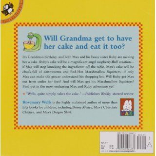 BUNNY CAKES (Max and Ruby): Pearson Early Learning Group: 9780140566673: Books