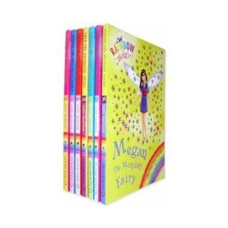 Rainbow Magic Fun day Fairies Collection 7 Books Pack Set (Series 36 to 42) (Megan the Monday Fairy, Tallulah the Tuesday Fairy, Willow the Wednesday Fairy, Then the Thursday, Freya the Friday, Sienna the Saturday, Sarah the Sunday) (Rainbow Magic Fun day