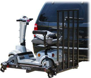 SC400 V2 Next Generation Power Scooter & Wheelchair Folding Cargo Carrier Rack by Discount Ramps Discount Ramps Health & Personal Care