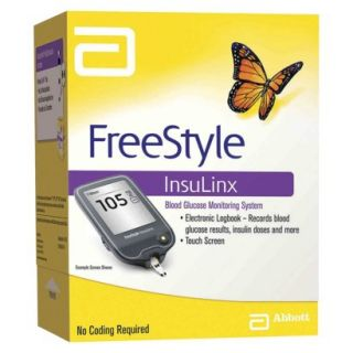 FreeStyle Insulinx Blood Glucose Monitoring System