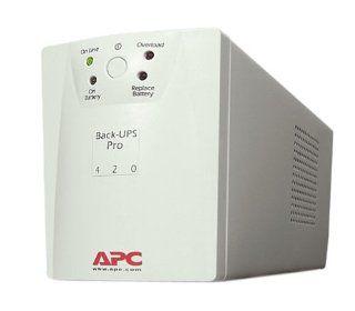 APC BP420SUS 420VA 260W 120V UPS: Electronics