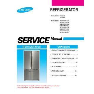 Samsung RF266AEPN/XAA Service manual Samsung Books