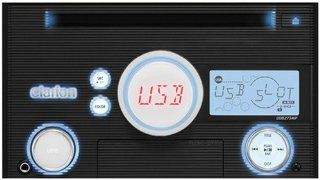 Clarion UDB275MP 2 DIN CD/MP3/WMA Receiver with USB : Vehicle Cd Digital Music Player Receivers : Car Electronics