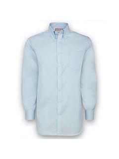 Thomas Pink Dillon Non Iron Shirt Blue