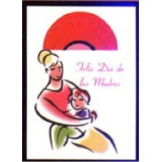 Bulk Buys Spanish Mothers Day CD Greeting Cards   Case of 60
