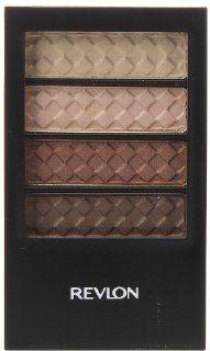 Revlon Colorstay 12 Hour Eye Shadow Quad, 305 Copper Spice  Beauty