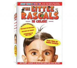 Little Rascals   DVD Box Set —