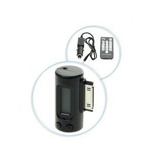 TR 321YZ FM Transmitter Remote Control & Car Charger for iPhone 3GS & iPod Computers & Accessories