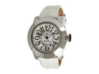 Glam Rock Sobe 44mm Stainless Steel Watch With Patent Strap Gr32050