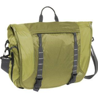 Kelty Treble Messenger Bag,Green/Leaf Sports & Outdoors