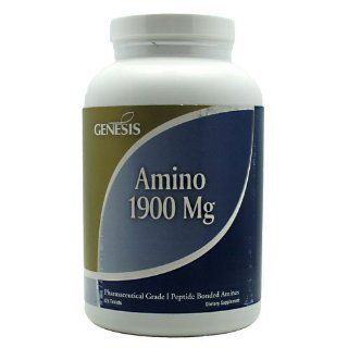 Amino Acids 1900 mg 325 Tabs Health & Personal Care