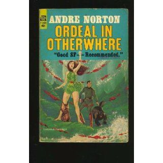 Ordeal in Otherwhere (Vintage Ace SF, F 325) Andre Norton Books