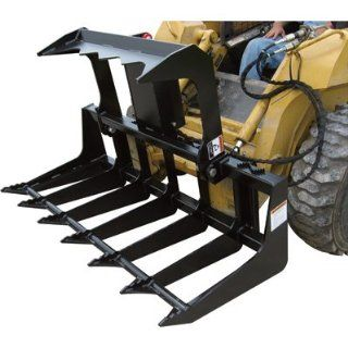 Farm Star Equipment Skid Steer Grapple   6ft., Model# EG 6 [Misc.]: Home Improvement