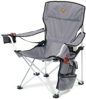 Grand Canyon VIP Stuhl, grau, 59x56x95 cm, 308018 Sport & Freizeit