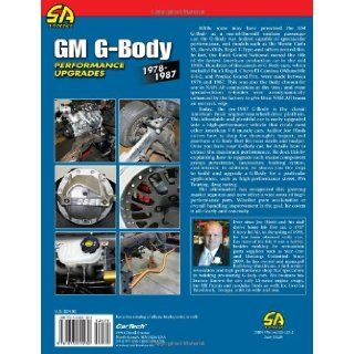 GM G Body Performance Upgrades 1978 1987: Chevy Malibu & Monte Carlo, Pontiac Grand Prix, Olds Cutlass Supreme & Buick Regal (Performance How To): Joe Hinds: 9781613250327: Books