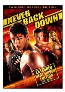 Never Back Down (Two Disc Special Edition): Leslie Hope, Djimon Hounsou, Tom Nowicki, Justin Williams, Steve Zurk, Kyle Sabihy, Jonathan Eusebio, Delphine French, Affion Crockett, Jr. Neil Brown, Sean Faris, Evan Peters, Amber Heard, David Zelon, Anthony M