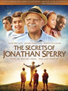The Secrets Of Jonathan Sperry: Gavin MacLeod, Jansen Panettiere, Robert Guillaume, Frankie Ryan Manriquez:  Instant Video