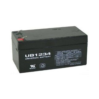 APC BACK UPS ES BE350G Replacement UPS Battery: Electronics