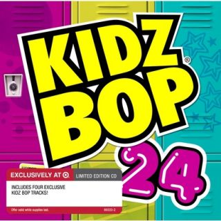 Kidz Bop Kids 24   Only at Target