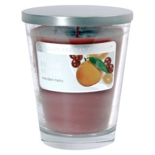 Home Scents Mandarin Berry 15 oz. Jar Candle