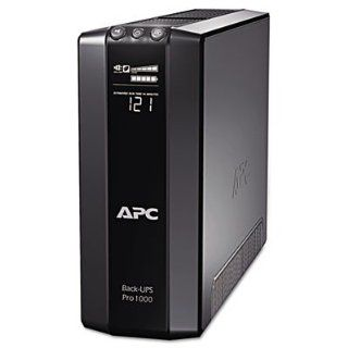 APC BR1000G   Back UPS Pro 1000 Battery Backup System, 1000 VA, 8 Outlets, 355 J: Electronics