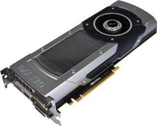 PNY NVIDIA GeForce GTX 770 2GB GDDR5 2DVI/HDMI/DisplayPort PCI Express Video Card with Titan Cooler (VCGGTX7702XPB CG) Computers & Accessories