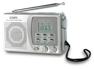 Coby CXCB91 9 Band AM/FM ShortWave Radio (Discontinued by Manufacturer): Electronics