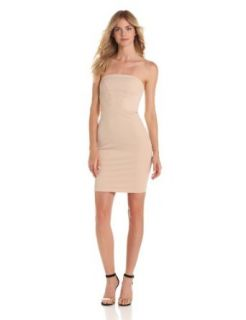 Zac Zac Posen Women's Bondage Jersey Strapless Dress at  Women�s Clothing store: