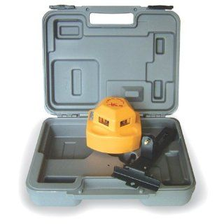 PLS Laser PLS 60526 PLS360 360 Degree Laser Level Tool, Yellow   Line Lasers