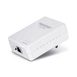 TRENDnet PL 401E 500Mbps Powerline AV Adapter Computers & Accessories