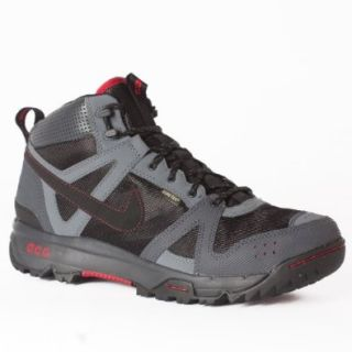 Nike Rongbuk Mid Gore Tex Walking Boots (Small Sizes)   6   Black Shoes