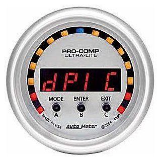 Auto Meter 4380 Ultra Lite Digital D PIC Gauge: Automotive