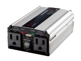 Rosewill RCI 401MS 400W DC To AC Power Inverter with one 2.1A USB Port : Vehicle Power Inverters : Car Electronics
