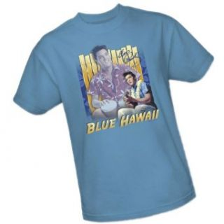 Blue Hawaii    Elvis Presley Adult T Shirt Clothing