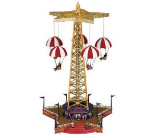 Mr. Christmas Worlds Fair Parachute Ride —