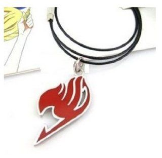 Fairy Tail figure necklace red: Toys & Games