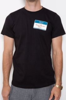 Ronald McDonald   MAC Name Tag Always Sunny In Philadelphia T Shirt, Black, XXL at  Men�s Clothing store