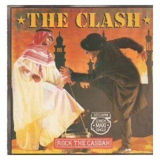 "ROCK THE CASBAH 12"" SINGLE DUTCH CBS 1982: Music"