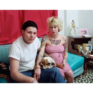 Art: 30x40 Jennifer Greenburg Angie & Kleen with Butch, Chicago, IL : Archival Pigment : Jennifer Greenburg