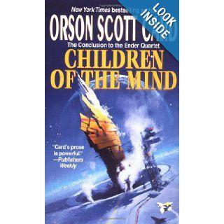 Children of the Mind (The Ender Quintet): Orson Scott Card: 9780812522396: Books