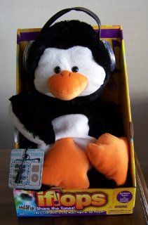 Jay at Play iFlops Penguin Personal Twin Stereo Speaker Unit Toys & Games