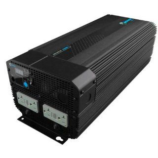 Xantrex XPower 5000 Inverter Dual GFCI Remote ON/OFF UL458 : Vehicle Power Inverters : Car Electronics