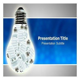 Save Energy (PPT) Powerpoint Template   Save Energy Sides and Background Software