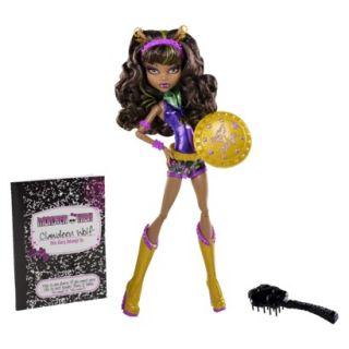 Monster High Power Ghouls Clawdeen Wolf Doll