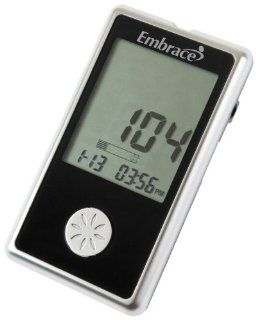 Omnis Health Embrace Blood Glucose Meter with On Off Audible Feature Health & Personal Care