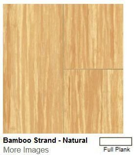 Living Bamboo Strand Natural laminate wood flooring 12.3mm (floors sample 1PC)   Laminate Floor Coverings
