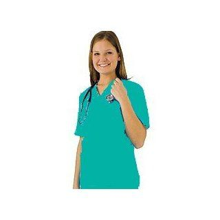 Natural Uniforms Womens Scrub Set (Asst Colors XS 3X) Medical Scrub Top and Pant Medical Scrubs Apparel Sets Clothing