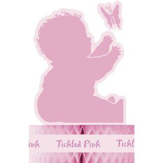 Tickled Pink Centerpiece: Toys & Games